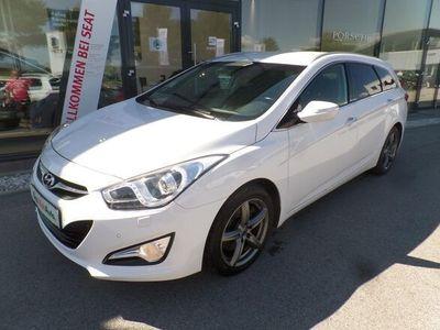 gebraucht Hyundai i40 Premium 1,7 CRDi