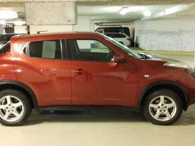 gebraucht Nissan Juke 1,6 Tekna CVT
