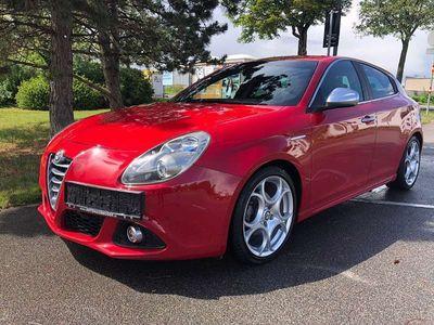 gebraucht Alfa Romeo Giulietta Distinctive 1.4TB Limousine