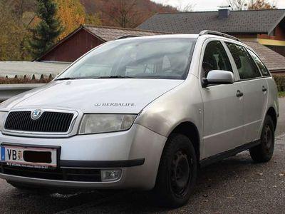 gebraucht Skoda Fabia 1800 Diesel 101PS Kombi / Family Van