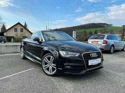 gebraucht Audi A3 Cabriolet 1,6 TDI S-LINE, TOP