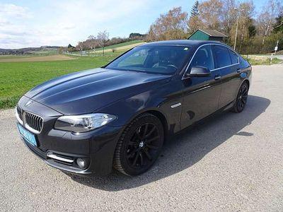 gebraucht BMW 525 5er-Reihe d xDrive Österreich-Paket Aut. Limousine