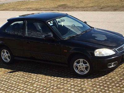 gebraucht Honda Civic 1,4i S Sportwagen / Coupé