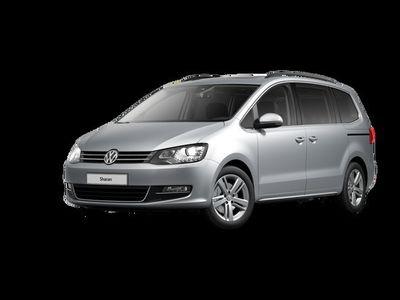 gebraucht VW Sharan Business+ TDI SCR DSG 5-Sitzer
