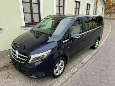 gebraucht Mercedes V250 V-Klassed lang Exclusive Aut. Kombi / Family Van
