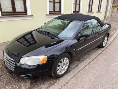 gebraucht Chrysler Sebring Cabriolet Cabrio 2,7 LX Limited Aut. / Roadster