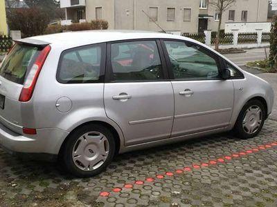 gebraucht Ford C-MAX Ghia 1,6TD cFT Kombi / Family Van,