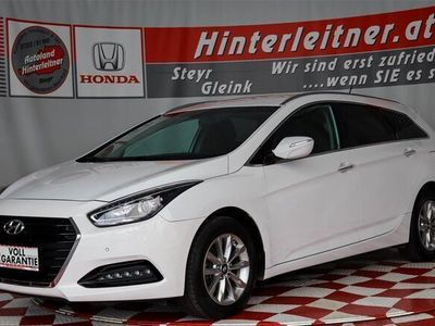gebraucht Hyundai i40 CW 1,7 CRDi Business Class /ERSTBESITZ/
