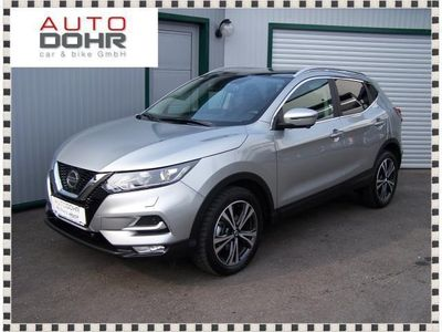 used Nissan Qashqai 1,3 DIG-T N-Connecta **Jahreswagen**