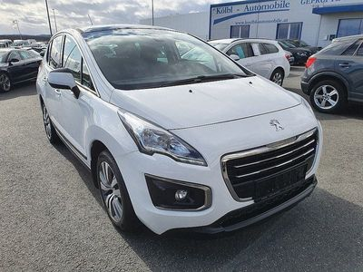 gebraucht Peugeot 3008 1,6 BlueHDi 120 S&S Professional Line