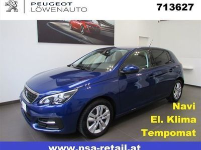 used Peugeot 308 1,5 BHDI Act. NP € 26.650,-