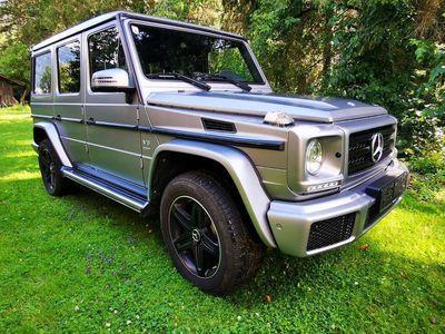gebraucht Mercedes G500 Limit Edition 1 of 463