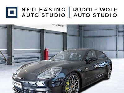 gebraucht Porsche Panamera 4 E-Hybrid Sport Turismo Pano./LED/Bose Klima