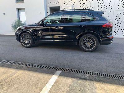gebraucht Porsche Cayenne Platinum Edition SUV / Geländewagen