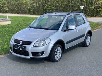 gebraucht Suzuki SX4 1,9 GL DDiS special++ 4WD SUV / Geländewagen