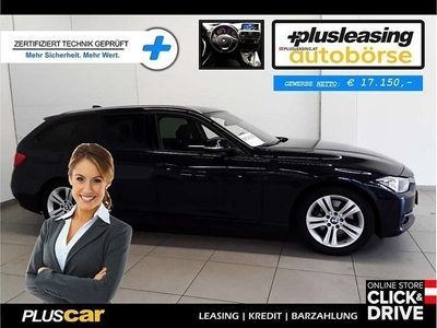 used BMW 330 d Touring Aut.