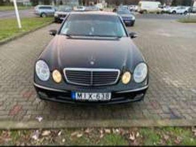 gebraucht Mercedes E220 CDI Automatik Avantgarde