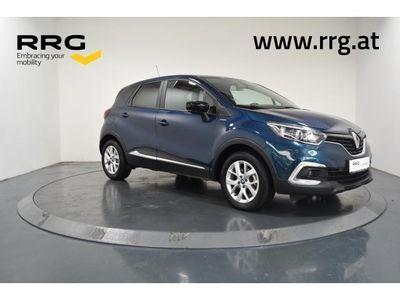 gebraucht Renault Captur Limited ENERGY dCi 90 EURO 6c