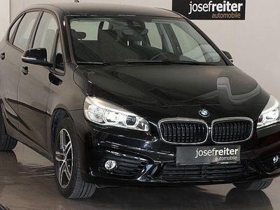 gebraucht BMW 218 Active Tourer d Aut. SPORT-LINE