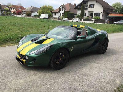 gebraucht Lotus Elise Type 25 Cabrio / Roadster