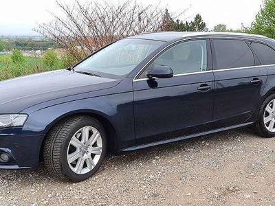 gebraucht Audi A4 2.0 Tdi Jubiläumsmodel Kombi / Family Van