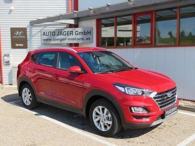 gebraucht Hyundai Tucson 1,6 CRDI 4WD Level 3 DCT Aut.