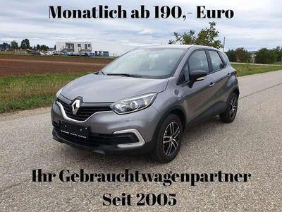 gebraucht Renault Captur TCe 90 Life* Werksgarantie * Neuwagenzustand*