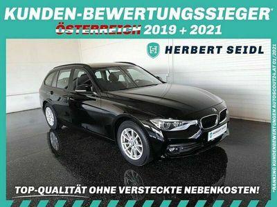 gebraucht BMW 318 d Touring Advantage Aut. *LED / NAVI / TEMPOMAT*