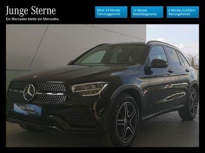 gebraucht Mercedes GLC220 d 4MATIC Aut. *AMG-Line*Night-Paket*AHK*360°Kamera*LED*