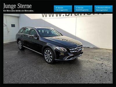 gebraucht Mercedes E220 4MATIC All-Terrain T-Modell
