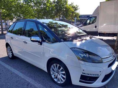 gebraucht Citroën C4 Picasso Exclusive Kombi / Family Van