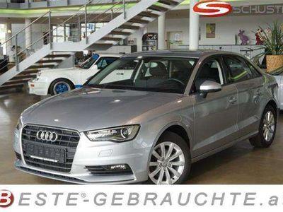 gebraucht Audi A3 TDI 2.0 Lim. Attraction clean diesel