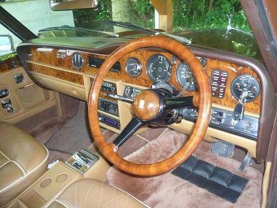 gebraucht Rolls Royce Corniche - Cabrio / Roadster