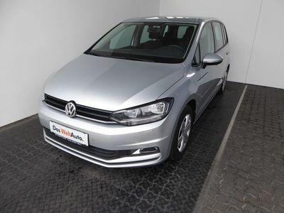 gebraucht VW Touran Trendline TDI SCR DSG