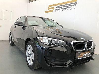 gebraucht BMW 218 2er-Reihe i Coupé Sportwagen / Coupé,