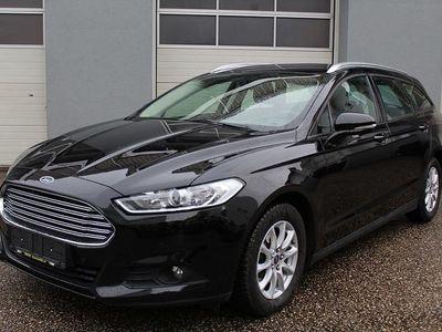 gebraucht Ford Mondeo Traveller Titanium 2,0 TDCi Aut. *PREISH... Kombi / Family Van