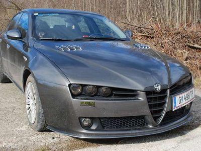 gebraucht Alfa Romeo 159 1.9 JTDM 16V+CHIP Limousine