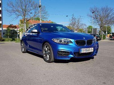 gebraucht BMW M235 2er-ReihexDrive Sport-Automatik Sportwagen / Coupé