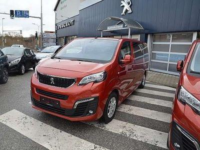 gebraucht Peugeot Traveller Diesel