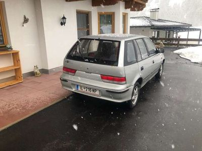 gebraucht Subaru Justy 1,3 GX 4WD