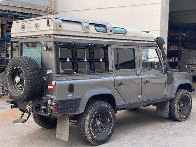 """gebraucht Land Rover Defender 110"""" Station Wagon 2,4 TD"""