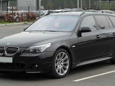 gebraucht BMW 525 5er-Reihe d Tour.M-Paket/Navi/Xenon/Leder/Panorama/PD Klein-/ Kompaktwagen