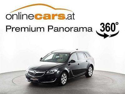 gebraucht Opel Insignia ST 2,0 CDTI Allrad Cosmo Aut. XENON LE... Kombi / Family Van,