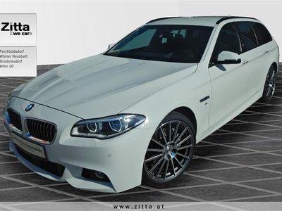 gebraucht BMW 535 5er-Reihe i xDrive Österreich-Paket Touring Aut. Kombi / Family Van,