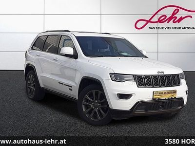 gebraucht Jeep Grand Cherokee 75th Anniversary