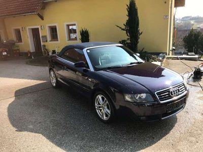 gebraucht Audi A4 Cabriolet 3,0