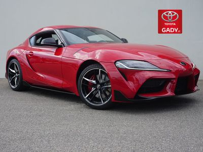 gebraucht Toyota Supra GR 30 Aut. Prominence Red