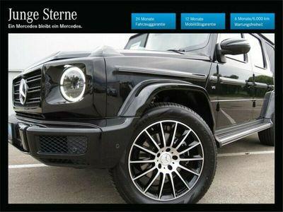 gebraucht Mercedes G500 4M AMG Line Totwnkl. Standhzg. Neues Modell Finanz