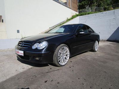 used Mercedes CLK320 CDI Coupe