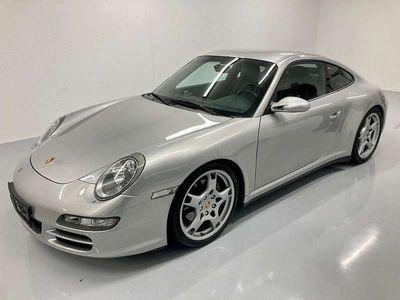 gebraucht Porsche 911 Carrera 4 Coupé Tiptronic Sportwagen / Coupé